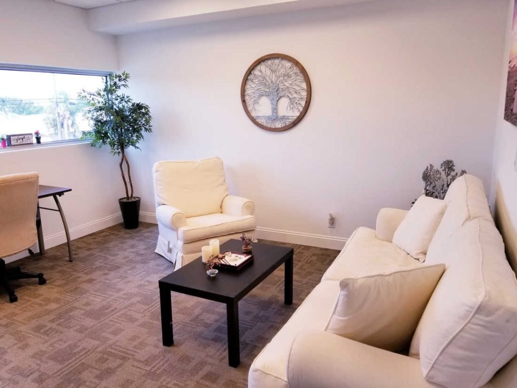 Tree of Life Counseling Comfortable Office